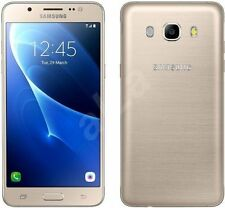 BRAND NEW SAMSUNG GALAXY J5 6 2016 GOLD 16GB DUAL SIM 4G LTE UNLOCK SEALED BOX