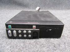 GE Mobile Communications Ericsson PMH4SA Two Way VHF Mobile Radio *Tested*