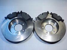 Bremsscheiben 300 mm Bremsbeläge vorne für BMW 3 E46 320 325 328 Coupe Z3 Z4 Ci