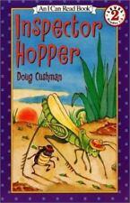 I Can Read Book: Inspector Hopper by Doug Cushman (2001, Paperback) LEVEL 2