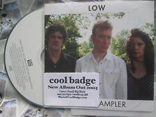 Low ‎– 4 track Album sampler from The Great Destroyer Rough Trade CD Promo