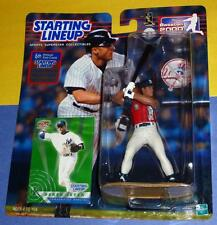 2000 N.J. convention DEREK JETER New York Yankees Starting Lineup AS red jersey