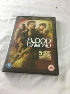 Blood Diamond [DVD] [2007] [DVD] [2018]