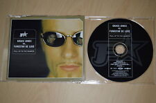 Grace Jones vs. Funkstar De Luxe ‎– Pull Up To The Bumper. CD-Maxi