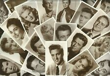 PICTUREGOER FILM STAR POSTCARDS - Cards D801 to D900 - PICK YOUR OWN (RN05)