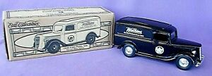 ERTL WATKINS PRODUCTS DIECAST BANK 1936 FORD PANEL VAN - MINT in the BOX