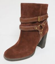 UGG DANDRIDGE MAHOGANY SUEDE ANKLE BOOTS 1019010 WOMEN'S SIZE 6 NEW