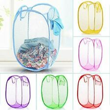 Combo of 2 Laundry Bag Basket Clothes Storage Bags