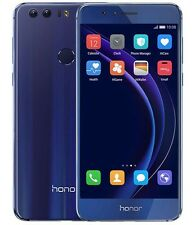 Huawei Honor 8 4GB Ram 32 GB ROM Blue Sapphire, 2 year Manufacturer Warranty