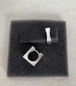 Esprit Creolen Ohrringe 925 Silber