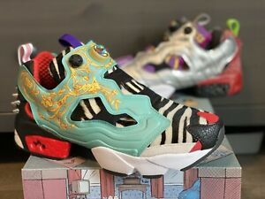 Reebok Instapump Fury Minions Vicious 6 FY9092 Mens Size 8 New DS