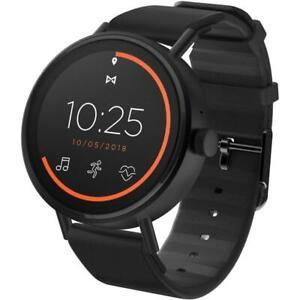 Misfit Vapor 2 Smart Watch Activity Tracker Untethered GPS NFC WIFI Black 46mm