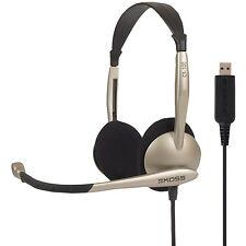 Koss CS100 USB Communications Headset with Microphone