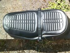 HONDA CB360G SEAT COVER AND STRAP