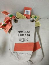 Lot of 10 Bulleit Bourbon - Special Edition Lewis Bag Crushed Ice Bag - NEW