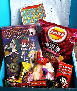 Mystery Anime or Movie- Asian Snack Box | Ramen • Mochi • Chips • Snacks & Drink