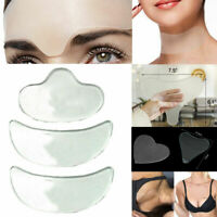 Reusable Anti Wrinkle Prevention Silicone Neck Pad Chest Eye Forhead Patch