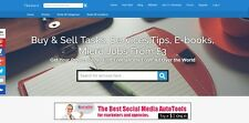 Micro Job Freelancer website for sale with huge database and users Home Business