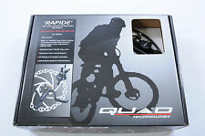 QUAD RAPIDE BIKE 1.2 HYDRAULIC DISC BRAKE FRONT SET 180mm ROTOR DHILL 50% OFF