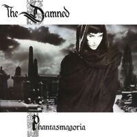 "THE DAMNED ""PHANTASMAGORIA (REMASTERED &...)"" 2 CD NEW!"