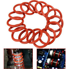 20Pcs Tube Dampers Silicone Ring Fit For 12AX7 12AU7 12AT7 12BH7 EL84 Tube Amp