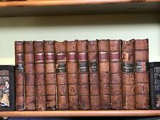A General Biographical Dictionary of eminent persons every nations-1784-12 vols