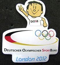 2012 LONDON Olympic German NOC INTERNAL Equestrian Team - delegation  pin