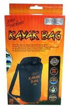Boyz Juguetes ry727 Impermeable Kayak Playa Deporte Bolso Bolsa 20l-Negro