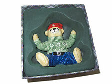 Polo Ralph Lauren Polo Bear Sweater Hat Bear Christmas Tree Holiday Ornament