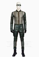 Green Arrow Season 5 Oliver Queen Costume Long Sleeve Underwear Custom Made