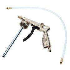Unterbodenschutzpistole Druckluft Hohlraumversiegelung UBS Pistole + 2x Schlauch