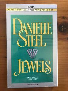 Danielle Steel: Jewels by Danielle Steel (1993, Cassette, Abridged)