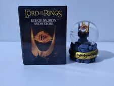 More details for lord of the rings eye of sauron snow globe
