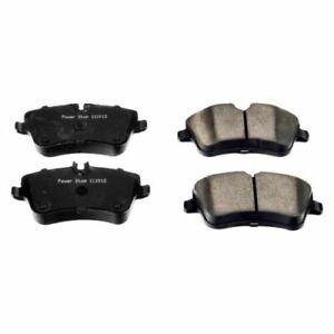 For Mercedes-Benz16-872 2009-11 Disc Brake Pads Z16 Evolution Clean Ride Ceramic