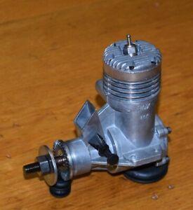 1968 Fox 36X model airplane engine CL control line vintage .36 glow 6cc 36 motor