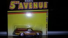 HOT WHEELS  2012 POP CULTURE HERSHEY'S  5th AVENUE  '70 CHEVELLE DELIVERY