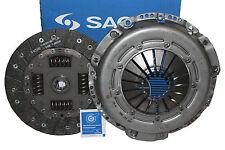 Saab CLUTCH KIT 2-pc (some 93 9-3 TURBO 99-03, 900) OEM SACHS 3000834001 4614012