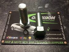 MG ZS Rear Caliper Carrier To Hub Bolts Original MG Part. Brand New