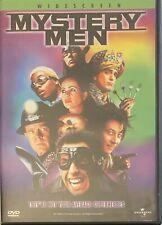 Mystery Men (Dvd, 1999) William H Macy Hank Azaria Janeane Garofalo