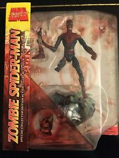 Marvel Select Zombie Spider-Man Action Figure