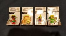 world of Nintendo zelda 2.5 figure set deku link 8 bit tetra
