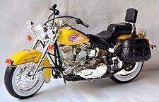Custom Classic Bicicleta amarillo Eagle amarillo 1:10