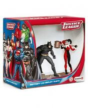 Schleich Comics Batman vs Harley Quinn Figures 22514 Justice League