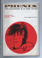 PHENIX n°22 - revue internationale de la bande dessinée. SAINT-OGAN / LE GALL