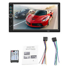 7 Inch 1080P DOUBLE 2DIN  BT Touch Screen Stereo Radio HD Car MP5 Player