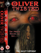 Oliver Twisted - Cult Classic Horror Movie DVD
