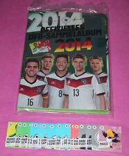 Rewe DFB WELTMEISTER 2014 Sammelmappe OVP inkl. Kartensatz 1-34