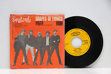 """The Yardbirds       Shapes of things  /  Pafff      Epic        7 """"      VG+# A"""