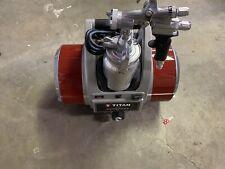 Titan Capspray 75 Hvlp Turbine Paint Sprayer 0524033 Hose Gun