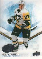 2016-17 Upper Deck Ice Hockey #1 Sidney Crosby Pittsburgh Penguins